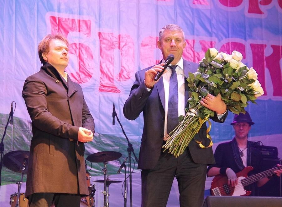 В Брянске на праздновании Дня города выступит Александр Добронравов
