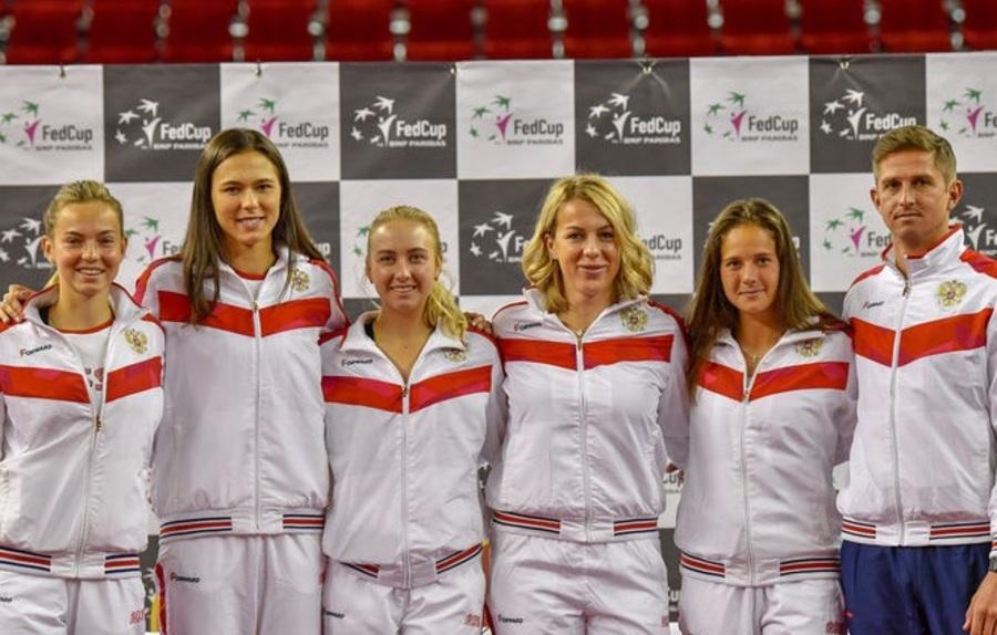 Брянская теннисистка Влада Коваль успешно дебютировала за сборную России