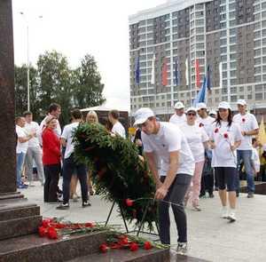 Брянскэнерго приняло участие в патриотическом марафоне к 75-летию Великой Победы