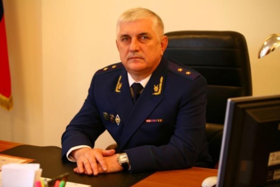 Брянский прокурор поздравил жителей области с Новым годом и Рождеством