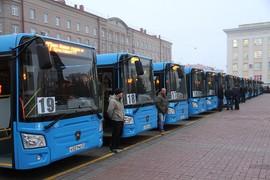 В Брянске на новые автобусы выделено еще 200 миллионов рублей