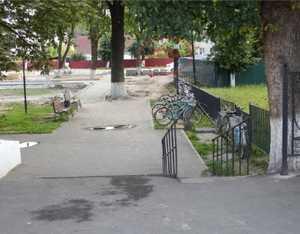 Жители велосипедной столицы Брянщины просят улучшить благоустройство