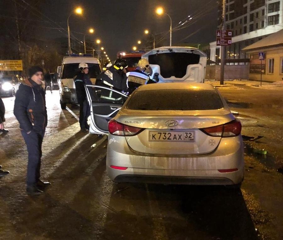 В Брянске ищут видео смертельного ДТП возле Кургана Бессмертия
