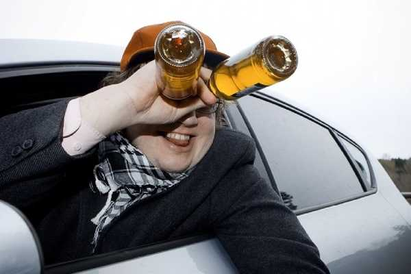 С начала года брянцы 120 раз жаловались на пьяных водителей
