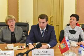 Новым директором Брянского городского лицея № 1 станет Юрий Клюев
