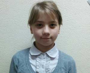 В Брянске ищут любящую семью 9-летней Полине