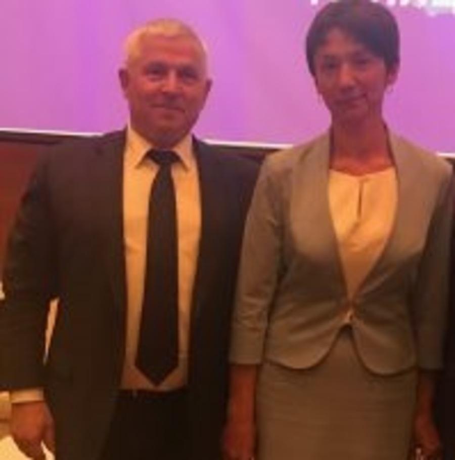 Елена Добродей избрана в руководящие органы конгресса