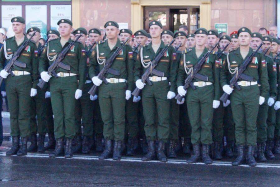В Брянской области стартовал весенний призыв в армию