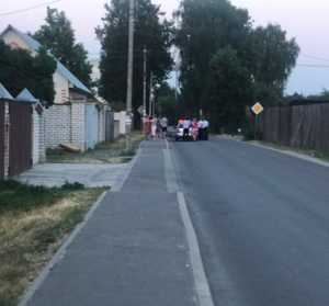 В Брянске автоледи на «Daewoo» покалечила 12-летнего мальчика на велосипеде