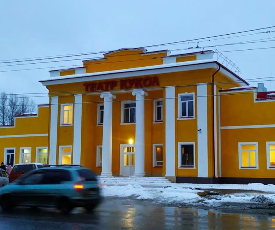 Брянск театр кукол цена билета афиша кино атал новочебоксарск