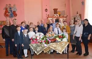 На Брянщине с 90-летием поздравили труженицу тыла Любовь Волченкову