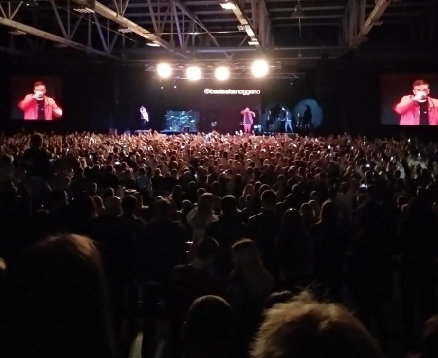 Как попась на концерт