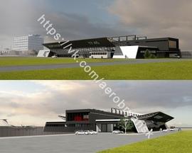 В Брянске опубликовали проекты реконструкции аэропорта