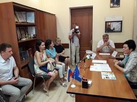 Депутат Госдумы Валентина Миронова провела приём граждан в Брянске