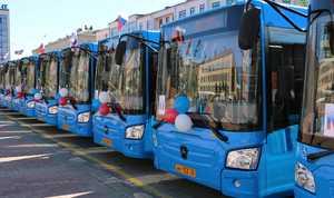 В Брянске закупят новые автобусы