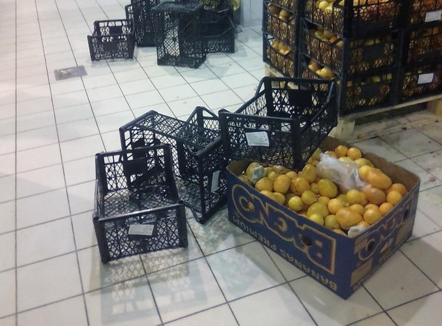 В Брянске наступил мандариновый апокалипсис