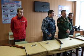 В Брянске прошла акция «В армию на денёк»