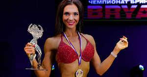 Первенство Брянской области по бодибилдингу выиграли москвичи