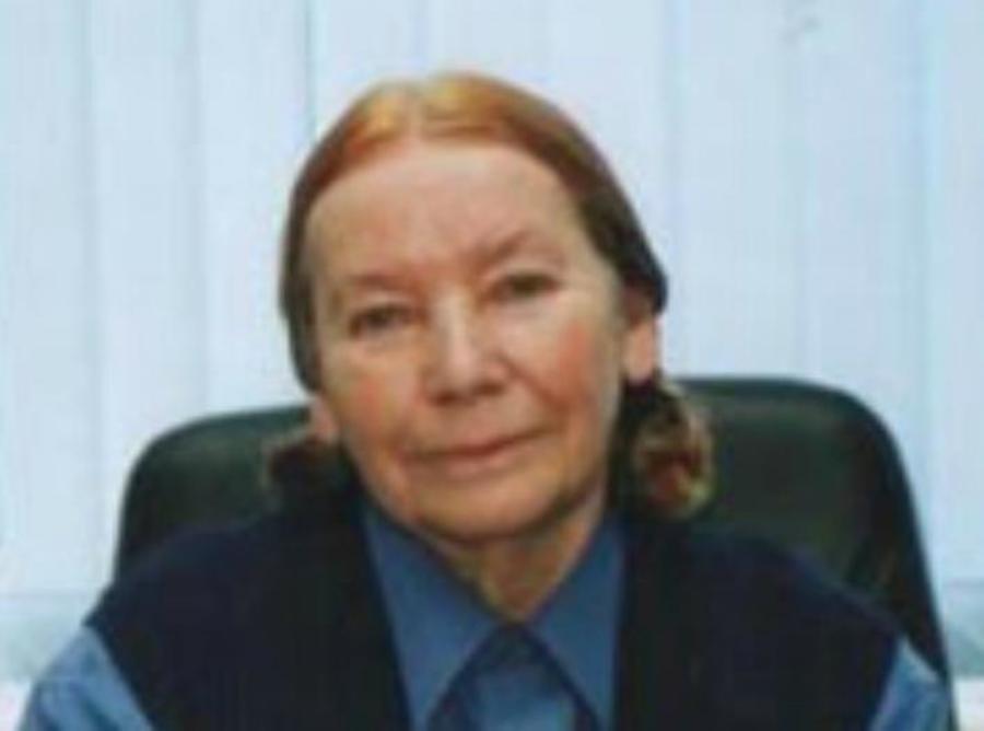 В Брянске умерла старейшая преподаватель БГУ Нина Сопова