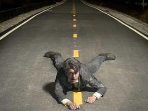 На брянских дорогах поймали 51 пьяного пешехода